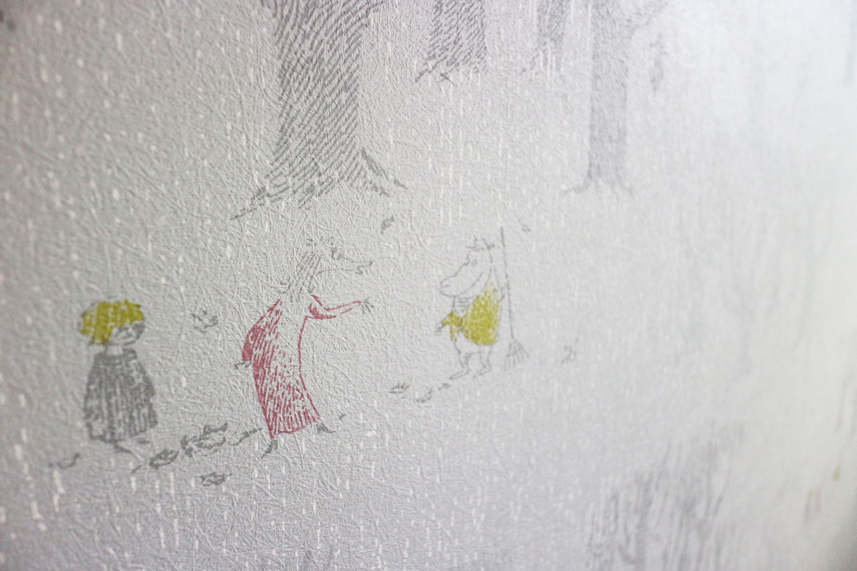 野洲市のお家 建築レポート 飽きの来ないキャラクタークロスの選び方 Towa Staff Blog